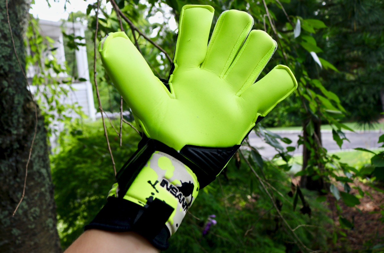 insanity gloves company chaos ii goalkeeper gloves goalkeeping affordable games elite level soccer review