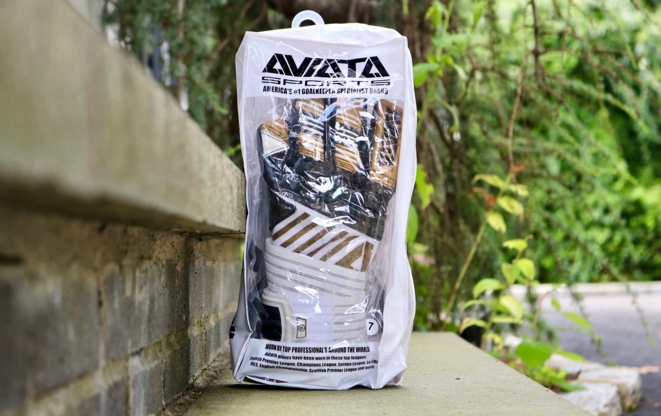 aviata sports stretta oro maestro v7 goalkeeper gloves for games contact latex professional level elite affordable goalie gk